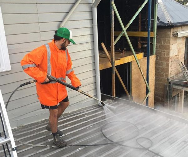 ColourBond Roof Cleaning