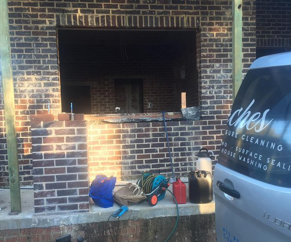 Commerical Acid Brick Cleaning Chatswood