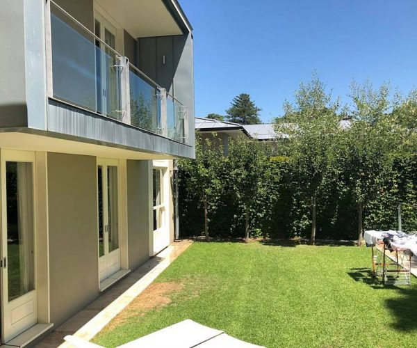 Exterior Pressure Cleaning Property Bellevue Hill