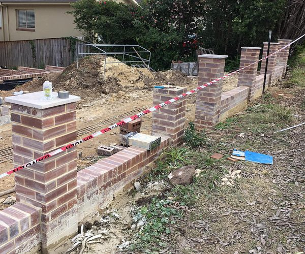 Turramurra Brick Cleaning