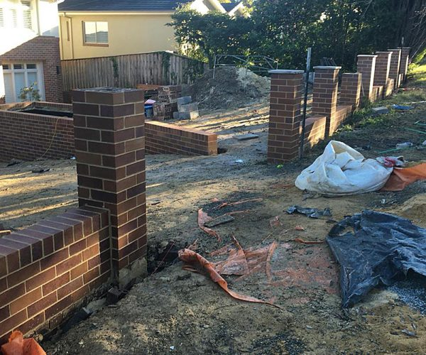 Turramurra Brick Cleaning After