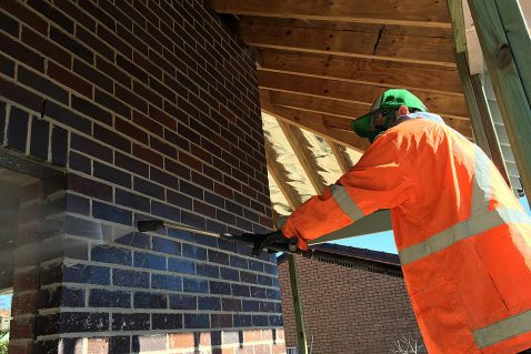 Acid Brick Cleaning North Sydney