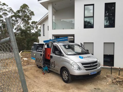 House Washing Services North Sydney
