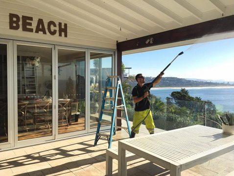 Affordable Northern Beaches Pressure Cleaning Sydney